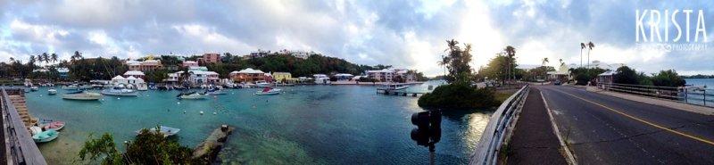 Bermuda panorama