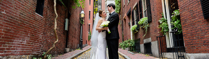 Beacon Hill Bride and Groom  - © 2016 Krista Guenin / Krista Photography - www.kristaphoto.com