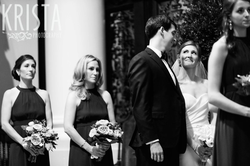 Elegant Boston Wedding. Getting Ready and Bride & Groom portraits on Beacon Hill, ceremony at Harvard Memorial Church, and reception at the Harvard Art Museums. © Krista Photography, Boston Wedding Photographers