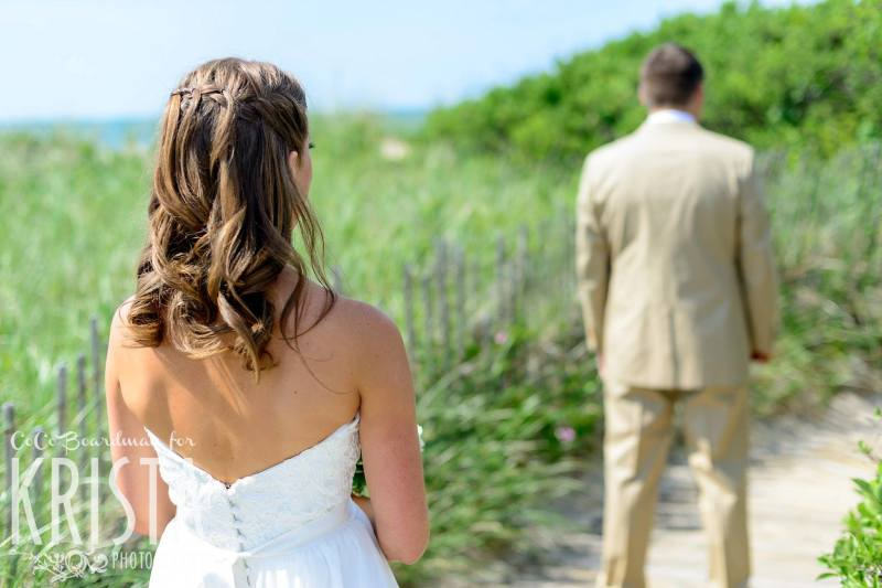 Ocean Edge Wedding