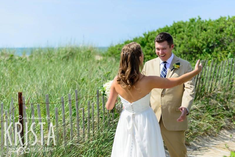 Ocean Edge Wedding