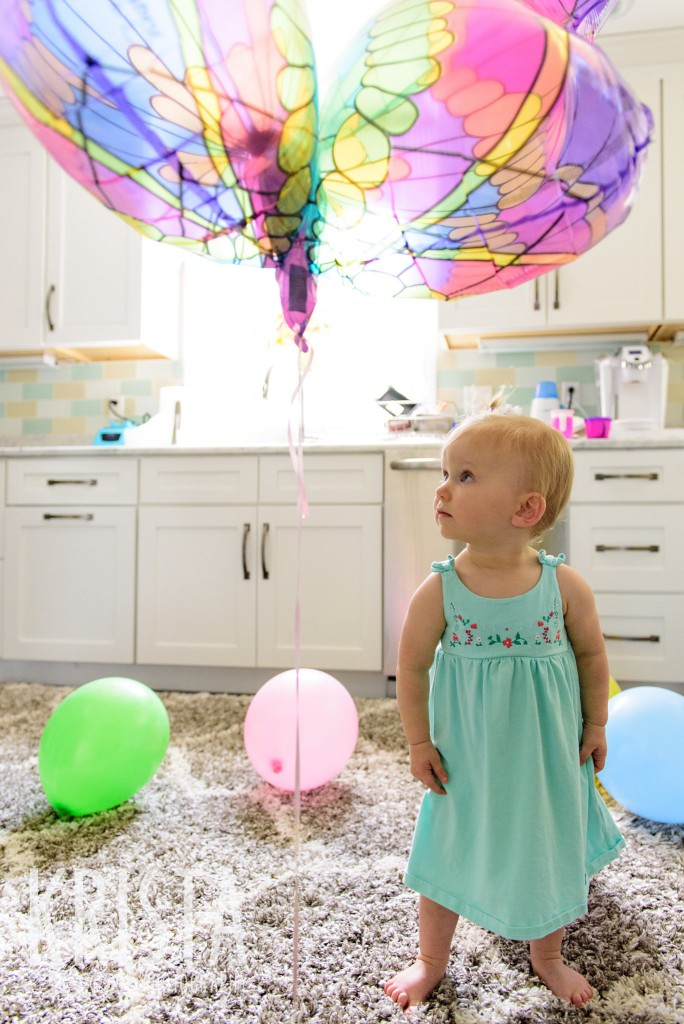 Baby Girl, Year in the Life, Happy Baby, Smiles, Party, © Krista Photography, Boston Photographer