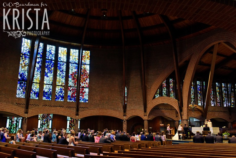 Beautiful view of the church hall at St. anselm College. © 2016 Krista Photography - www.kristaphoto.com