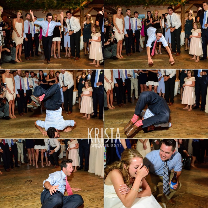 Wedding Guest Dance Floor #fail - Mountain Top Inn. Vermont Wedding Photographer. © Krista Photography - www.kristaphoto.com