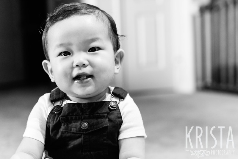 One Year Portraits, First Birthday. Boston Family Photographer, Krista Guenin. © Krista Photography - www.kristaphoto.com