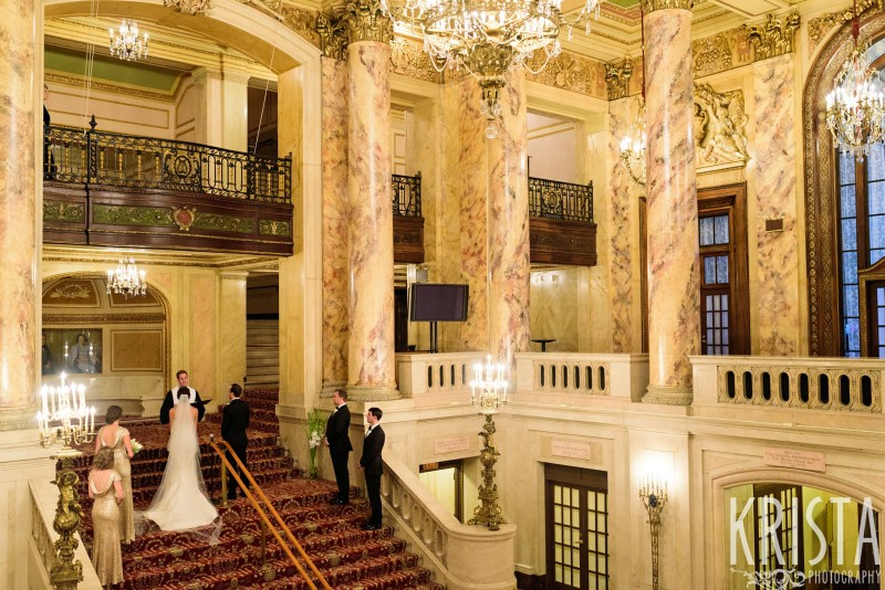 Gorgeous wedding venue! Wang Theater Wedding © Krista Photography, Boston Wedding Photographer - www.kristaphoto.com