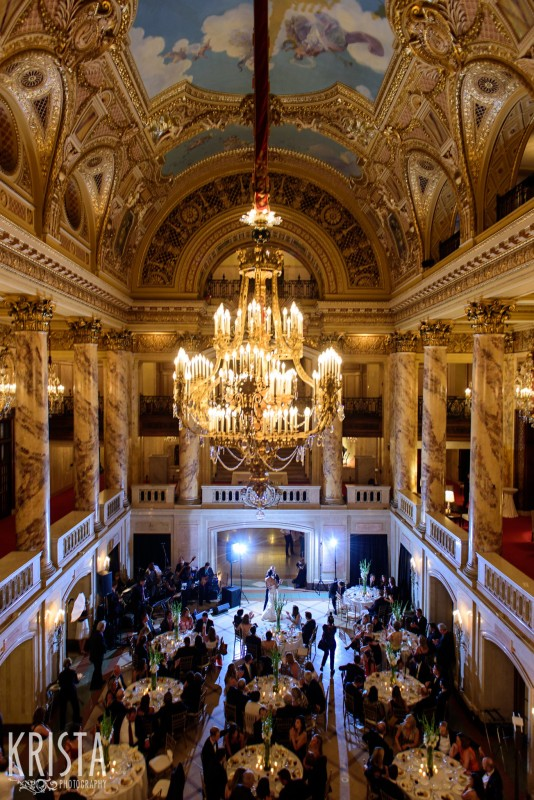 First Dance. Wang Theater Wedding © Krista Photography, Boston Wedding Photographer - www.kristaphoto.com
