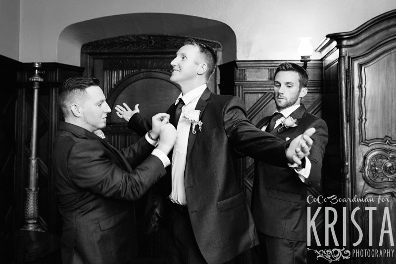 Turner Hill Wedding -- © 2016 Krista Photography I CoCo Boardman - www.kristaphoto.com