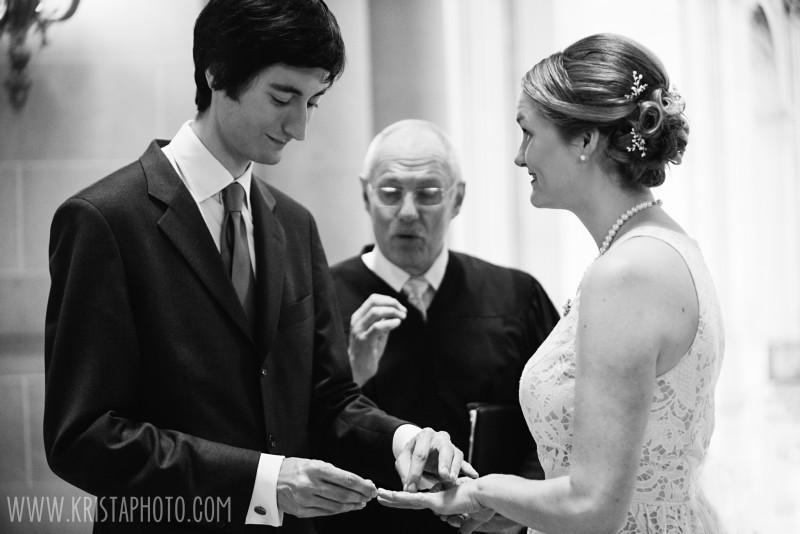San Francisco City Hall Wedding -  © 2016 Krista Photography | Krista Guenin - www.kristaphoto.com